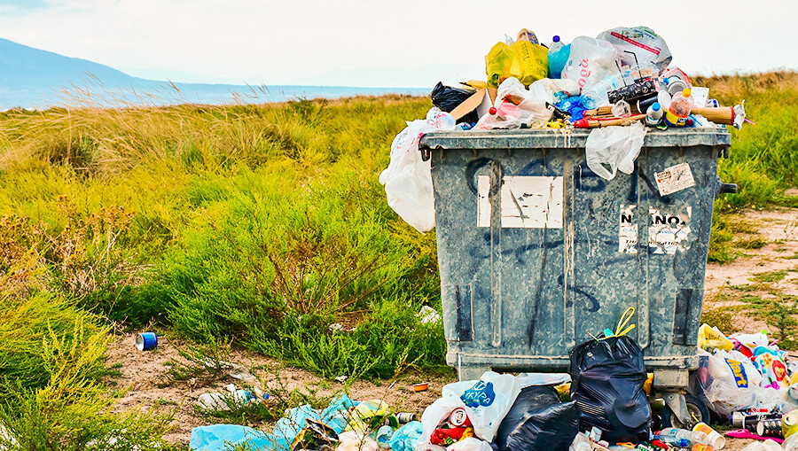 Plastikmüll - ein ernstzunehmendes Problem