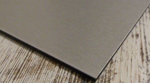 Brushed Aluminum Composite Panel : Aluminum composite panels brushed buy custom cut s