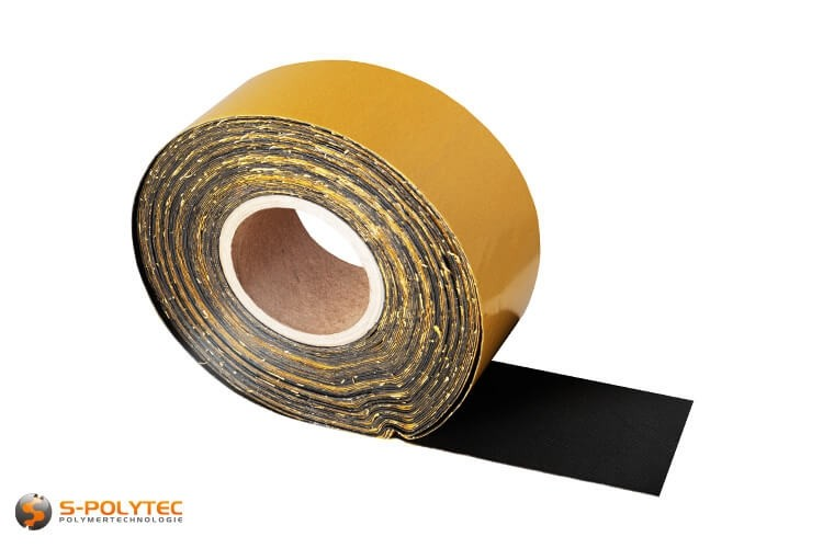 EPDM sealing tape 70mm (self-adhesive) 25m roll