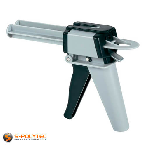 Glue-Gun for 2-components adhesives cartridges 50ml - 1:1 and 1:10