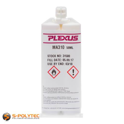 2-components acrylate adhesive Plexus MA310 for bonding thermoplastics