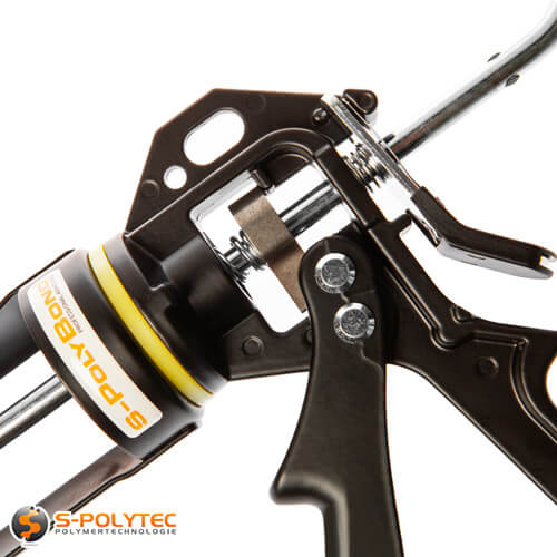 S-Polybond glueing-gun suitable for silicon-cartridges up to 310ml