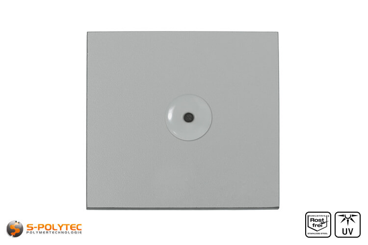 Facade rivets light grey (RAL 7035)