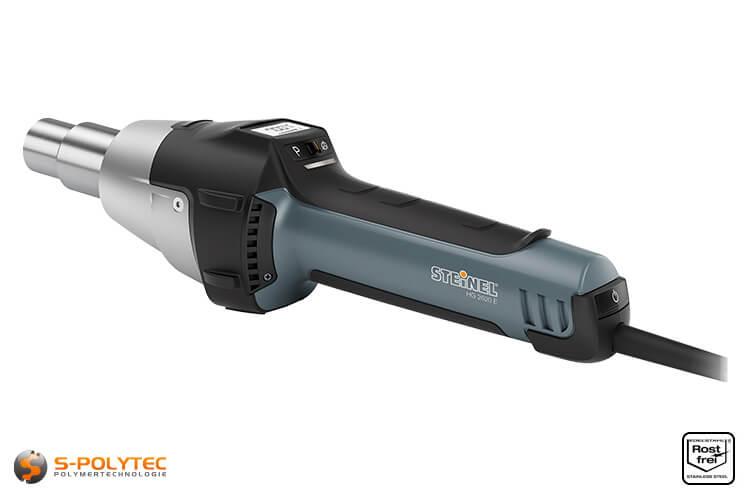 STEINEL® HG 2620 E hot-air welding unit in case